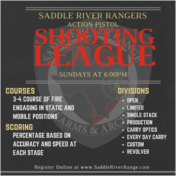shooting league