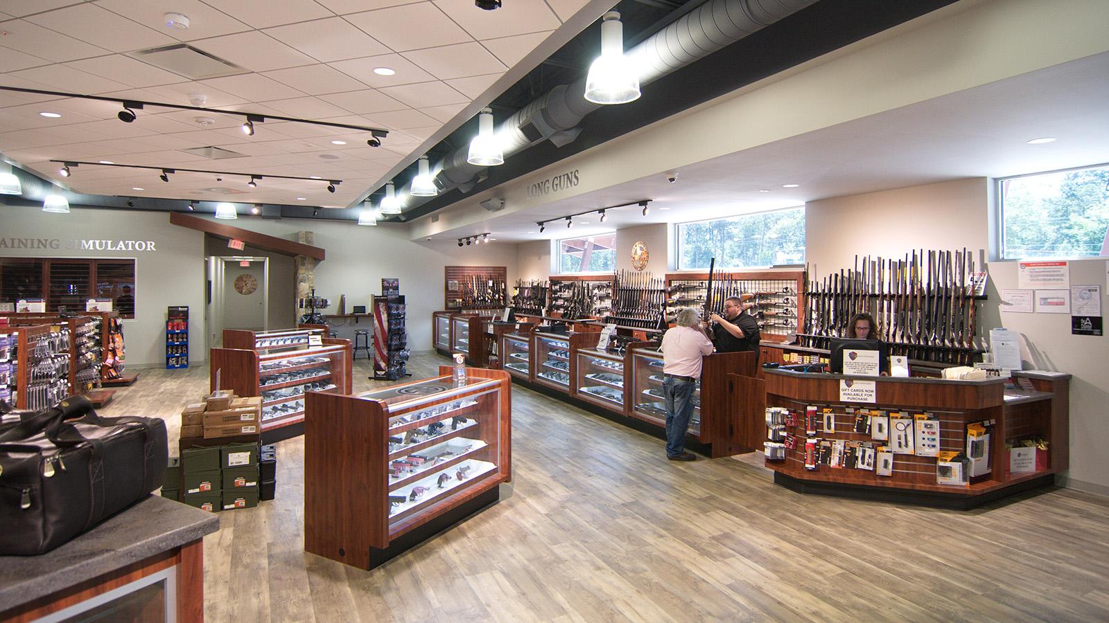 Retail Gun Store