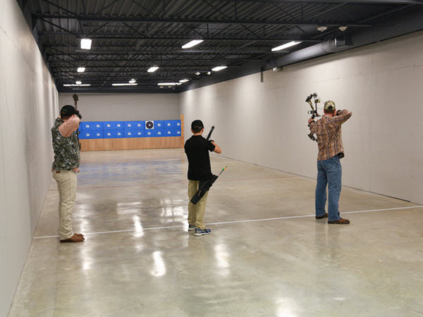 archery league houston