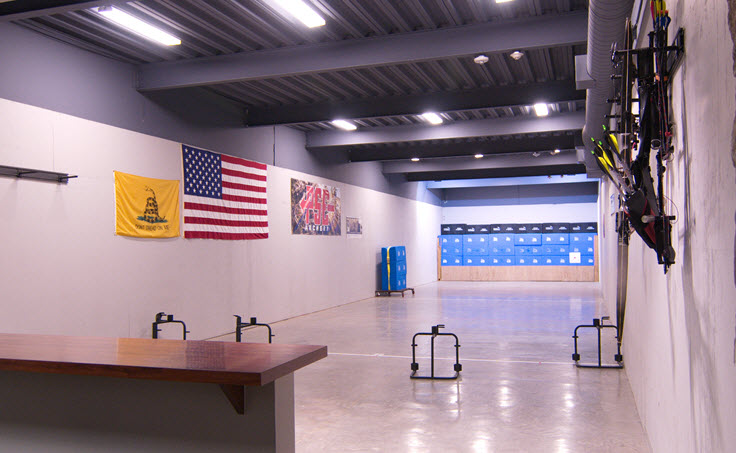 archery range houston