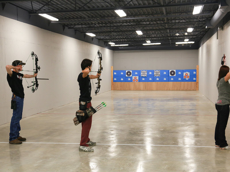 archery houston