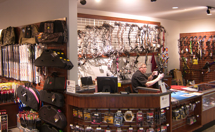 archery store houston