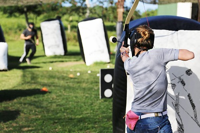 Archery Range Conroe The Woodlands Tomball Spring And