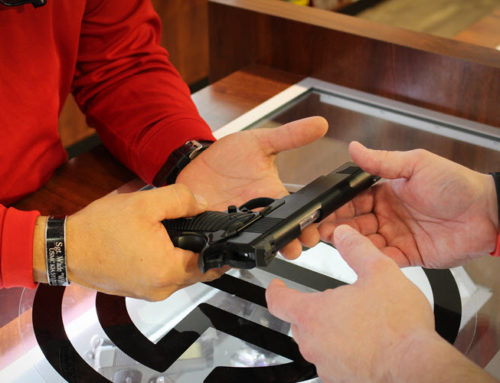 Buying Your First Handgun
