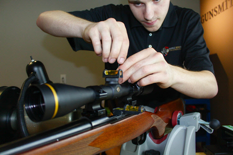 Gunsmith Services Houston