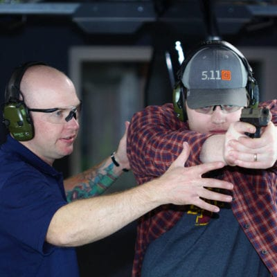 private gun classes houston