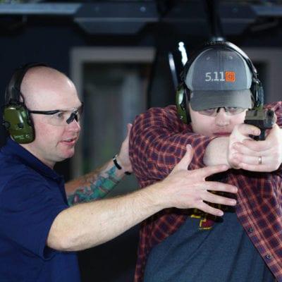 private gun classes houston