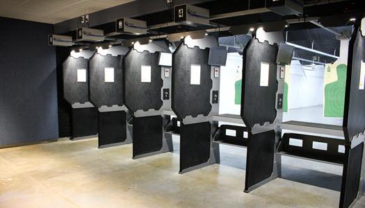 Home Indoor Shooting Range Design
