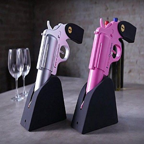 powered wine opener