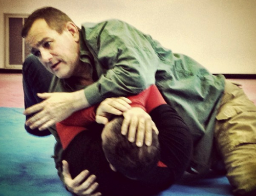 Immediate Action Combatives Courses