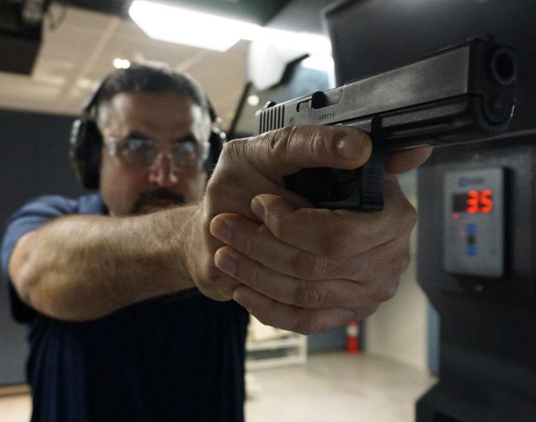 Firearms Training Saddle River Range