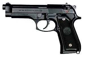 Beretta 92FS Image