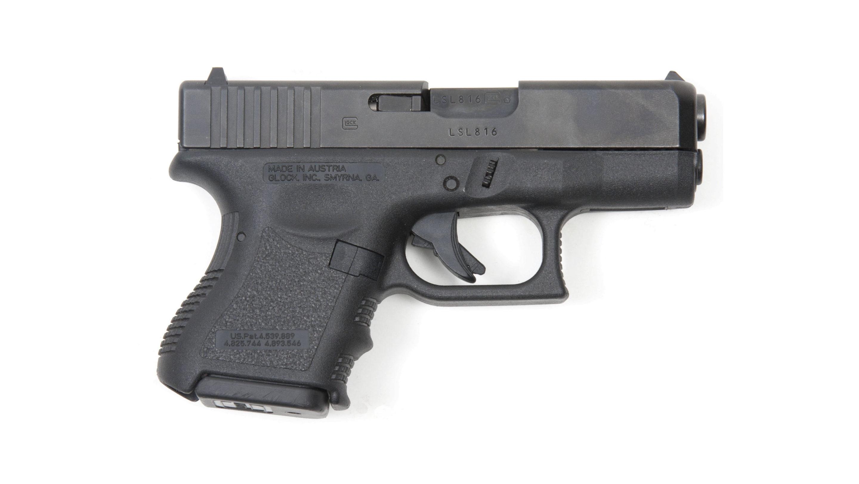 Glock 26 Gen 3 Image