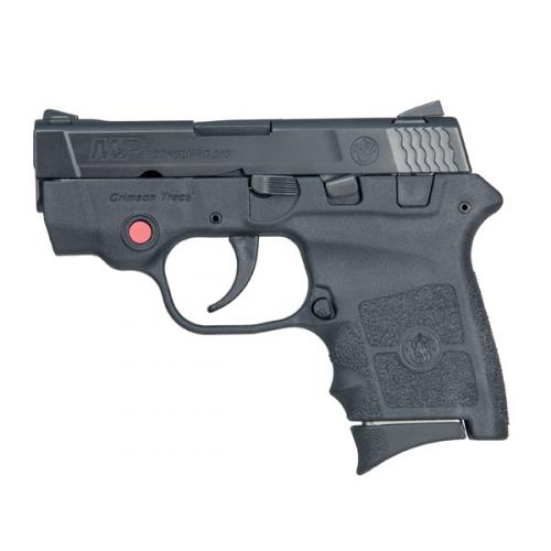 Smith & Wesson M&P® BODYGUARD® 380 Crimson Trace® Image