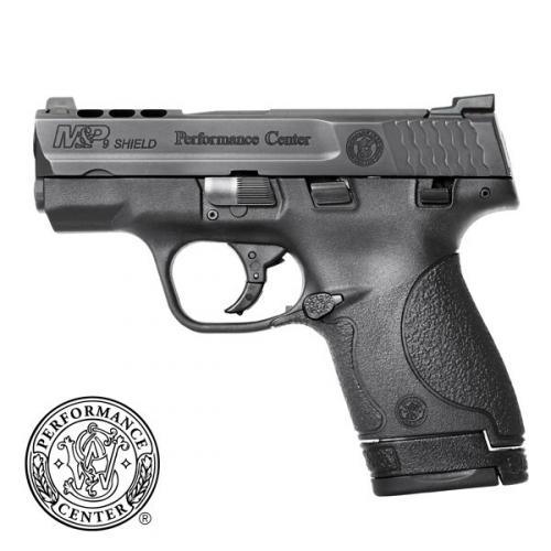 Smith & Wesson Performance Center® Ported M&P®9 SHIELD™ Night Sights Image