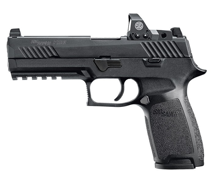 Sig Sauer P320 Full Size RX w/ Romeo 1 Image
