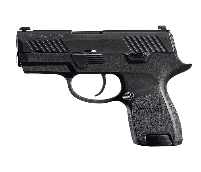 Sig Sauer P320 Sub-Compact Image