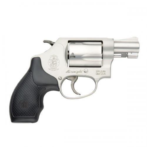 SMITH & WESSON 637-2 Air weight revolver Image