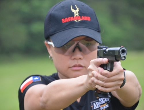 Women's Basic Handgun with Athena Lee